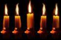 Пять свечей для диагностики порчи
