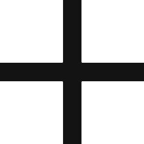 Символ креста в магии